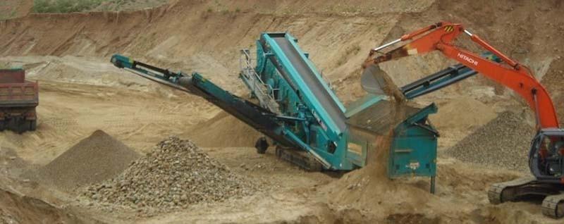 особенности добычи карьерного песка